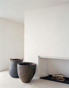 Minimalistisches Interior - leuchtend-grau.de