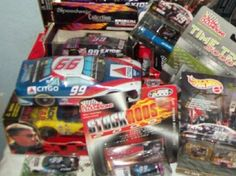 Ward & Jeff Burton Collection     Ward & Catepiller are listed as one here, and Catapiller  goes with this if it hasnt been sold. If it gets sold first then this price will drop the amount paid. $250