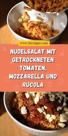 Tomate Mozzarella, Home And Garden, Beef, Cooking, Food, Al Dente, Bulgur Salad, Summer Pasta Salad, Salads