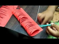How to make paper flower easily How To Make Paper Flowers, Tissue Paper Flowers, Paper Flower Backdrop, Diy Flowers, Flower Ideas, Diy Mother's Day Crafts, Easy Paper Crafts, Diy Paper, Party Unicorn