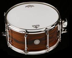 Dunnett Classic Dreamtime Jarrah Snare Drum 14x7 Bolivian Rosewood
