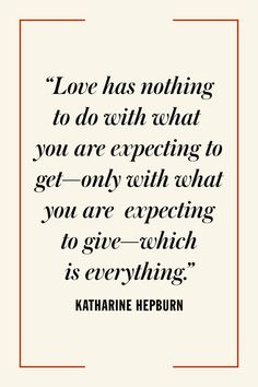The best quotes about love for Valentine's Day