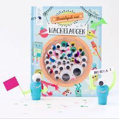 Bastelspaß mit Wackelaugen by Pia Deges