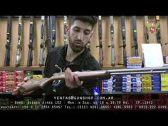 Carabinas - Varios calibres y mecanismos - YouTube Youtube, Buenos Aires, Youtubers, Youtube Movies