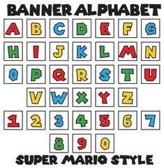 Super Mario Party, Super Mario Bros, Bolo Super Mario, Super Mario Birthday, Mario Birthday Party, Mario Kart, Mario Bros., Mario And Luigi, Art Hama