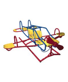 Primary Ace Flyer Teeter-Totter