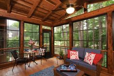 Atlanta Decking & Fence offers several options when it comes to a porch with windows that you and your family will enjoy for years to come.