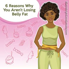 Spare tire, love handles, muffin top, pot belly- these are just a few of the funny names given to abdominal fat. Abdominal fat isn't a laughing matter, however. Being overweight and having too much fat is of course not good for your health but abdominal f Best Weight Loss, Weight Loss Journey, Weight Loss Tips, Ways To Loose Weight, Lose Weight Naturally, Tire Workout, Workout Tips, Workout Fitness, Abdominal Fat