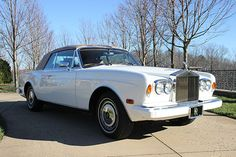 1994 Rolls Royce Cornice for rent. Perfect for your next special event, movie production, TV commercial or photo shoot.