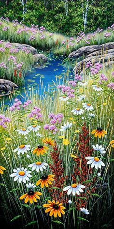 Science Discover The most beautiful parks in nature Beautiful Paintings Beautiful Landscapes Beautiful Gardens Landscape Art Landscape Paintings Illustration Blume Nature Pictures Art Pictures Amazing Nature Landscape Art, Landscape Paintings, Watercolor Paintings, Nature Pictures, Art Pictures, Painting Pictures, Beautiful Landscapes, Beautiful Gardens, Most Beautiful Paintings