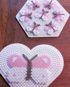 butterfly kids crafts New Pic butterfly Crafts for Kids Suggestions Offer have you ever heard your kid Melty Bead Patterns, Pearler Bead Patterns, Bead Embroidery Patterns, Perler Patterns, Beading Patterns, Peyote Patterns, Macrame Patterns, Jewelry Patterns, Quilt Patterns
