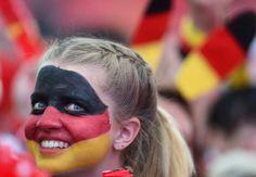 Apoio não falta à Alemanha