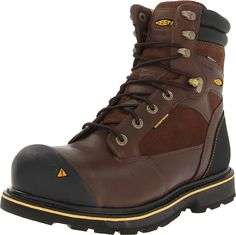 KEEN Utility Men's Sheridan Insulated Comp Toe Work Boot -- New and awesome boots awaits you, Read it now  : Boots for men