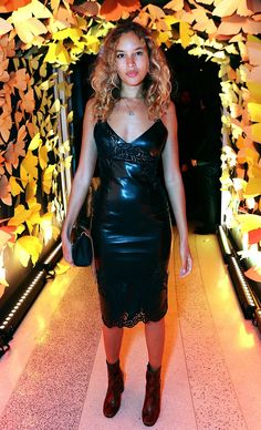 Phoebe Collings-James could make a bin bag look chic. Deal with it.