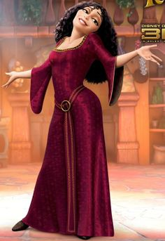 Mother Gothel is the wicked witch of Tangled, the film from Disney retelling the fairytale story of Rapunzel. Voiced by Donna Murphy, Mother Gothel. Disney Rapunzel, Disney Pixar, Rapunzel Flynn, Walt Disney, Disney Villains, Disney Princess, Disney Animation, Disney Villians Costume, Sailor Princess