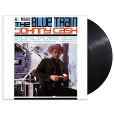 Lazy Labrador Records - Johnny Cash · All Aboard The Blue Train With Johnny Cash · Vinyl LP · Black, $22.99 (http://lazylabradorrecords.com/johnny-cash-all-aboard-the-blue-train-with-johnny-cash-vinyl-lp-black/)