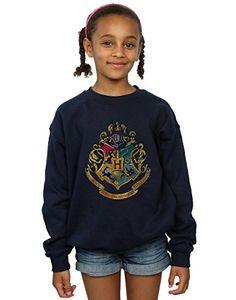 Harry Potter Sweat à Capuche Tailles Enfants Gryffondor Quidditch équipe à Capuche Pull