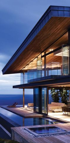 Cove 3 by SAOTA - The Cove at Pezula Estate outside Knysna, on the West Coast of South Africa,