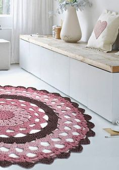 Round Area Rugs: Enriched Flooring with Eminent Rugs