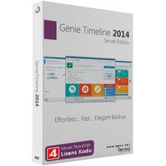 Genie Timeline Server 2014