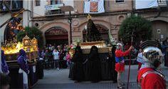 Procesión de El Encuentro - Alcorisa (Teruel)