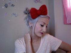 Hello kitty bow! - i have to get this