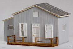 Beach House from Workshop Scale 1:24, on eBay