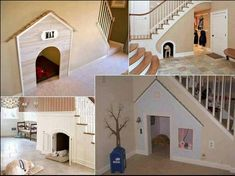 Love this idea, kids play area would be cute too.