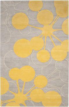RugStudio presents Surya Organic Modern OMR-1014 Hand-Tufted, Good Quality Area Rug