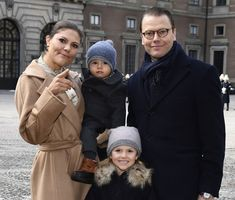royalhats:  Victoria's Name Day, March 12, 2017-The Crown Princess Family celebrated name day in Sweden-Crown Princess Victoria, Prince Oscar, Princess Estelle, Prince Daniel