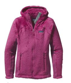 Patagonia 25706 Womens R3 Hiloft Hoody      For conditions so cold your breath freezes before it leaves your lips, the R3 Hi-Loft Hoody is our warmest layering piece. Compressible and resilient, it's perfect as a toasty midlayer or on its own in chilly, dry weather. A 3-panel, close-fitting hood cranks the thermostat up another notch. Made of high-loft Polartec Thermal Pro polyester fabric, the plush R3 fabric wicks moisture, dries quickly and caches heat when temperatures plunge.
