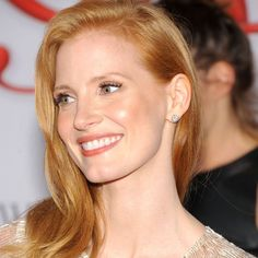 Jessica Chastain--doing this color soon!