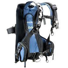 Oceanic Biolite Travel Scuba (Blue) Diving B. Best Scuba Diving, Scuba Diving Gear, Cave Diving, Scuba Bcd, Dive Store, Lightweight Luggage, Scuba Diving Equipment, Koh Tao, Water Sports