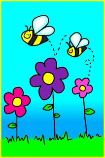 Cre8tive Hands: Bees