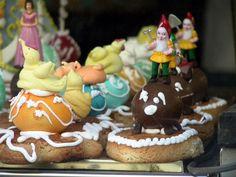 El típico hornazo de Pozoblanco (Córdoba) es toda una obra de arte... ¡y además está riquísimo! / The typical hornazo of Pozoblanco (Córdoba) is a work of art... And it is delicious!