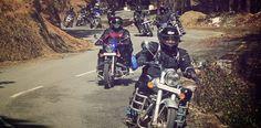 Royal Enfield Maharaja Ride : Explore Delhi on a bike | Padhaaro