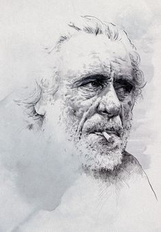Bukowski by Pablo Vallejo