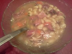 Worlds Best  Ham And Bean Soup? Well If It Isn't It Should Be! Killer Go...