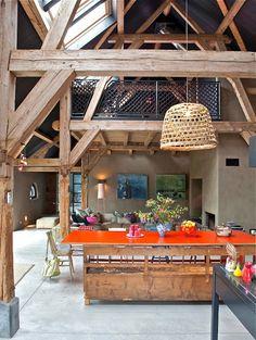 Mi casa ideal, una casa reformada en Holanda.