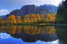 Rooster Rock State Park, Oregon