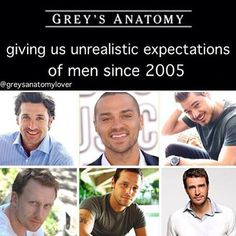 Greys Anatomy men