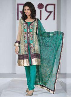 7169c718bb Eid Salwar Kameez Designs 2010-11 For Girls