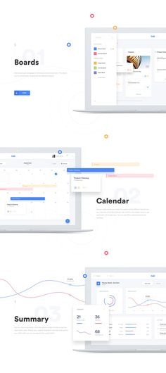 Trello Atlassian - Redesign on Behance