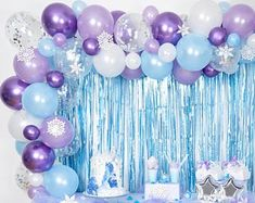 Frozen Birthday Party, Frozen Theme Party, Birthday Parties, 3rd Birthday, Frozen Party Decorations, Birthday Party Decorations, Room Decorations, Craft Party, Party Party