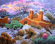 Stephen Morath - Farolito Sunset