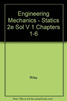 Statics Chapter 6 Solutions - grizzlybook.us