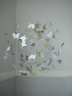 Butterfly Mobile for Nursery