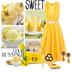 """""""Ice Cream"""" by justjules2332 on Polyvore"""