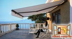 Tende da Sole a Bracci su Barra Quadra modello Tirrena Torino, Terra, Interior Design, Outdoor Decor, Home Decor, Nest Design, Decoration Home, Home Interior Design, Room Decor