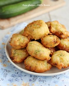 Easy Healthy Recipes, Vegetarian Recipes, Cooking Recipes, Finger Food Appetizers, Appetizer Recipes, Beignets, Good Food, Yummy Food, Eggplant Recipes
